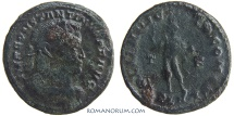 Ancient Coins - CONSTANTINE I, The Great . (AD 306-337) Follis, 4.03g.  London.