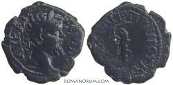 Ancient Coins - SEPTIMIUS SEVERUS. (AD 193-211) AE17, 3.26g.  Nicopolis ad Istrum. HrHJ, This coin.