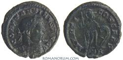 Ancient Coins - CONSTANTINE I, The Great . (AD 306-337) Half follis, 1.81g.  Trier. Scarce MARTI CONSER