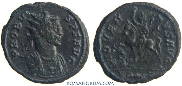Ancient Coins - PROBUS. (AD 276-282) Antoninianus, 3.47g.  Rome. ADVENTVS AVG
