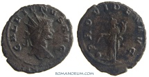 Ancient Coins - GALLIENUS. (AD 253-268) Antoninianus, 3.12g.  Siscia. PROVIDEN AVG