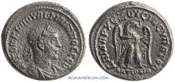 Ancient Coins - PHILIP II. (AD 244-249) Tetradrachm. , 14.43g.  Antioch. Heavier than usual. Actually scarce type.