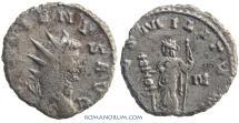 Ancient Coins - GALLIENUS. (AD 253-268 ) Antoninianus, 3.68g.  Rome. FIDES MILITVM