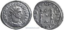 Ancient Coins - PROBUS. (AD 276-282) Antoninianus, 4.03g.  Antioch.