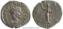 Ancient Coins - PROBUS. (AD 276-282) Antoninianus, 3.81g.  Lugdunum. PAX AVG