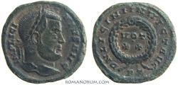 Ancient Coins - LICINIUS. (AD 308-324) AE3, 3.13g.  Ticinum. Rare.
