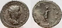 Ancient Coins - GORDIAN III. 238-244 AD. AR Antoninianus.  Discounted 25% !