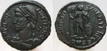 PROCOPIUS. Usurper, 365-366 AD. Æ-3. NICE !