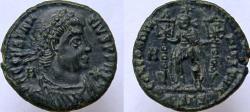 Ancient Coins - CONSTANTIUS II. 337-361 AD. Æ-2, CONCORDIA MILITVM.