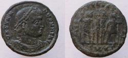 Ancient Coins - CONSTANTINE I (the GREAT), blundered legend; VERY RARE; Unlisted in RIC !!