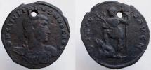 Ancient Coins - Julian II. 360-363 AD. Æ Medallion. VERY RARE !!