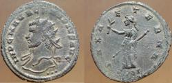 Ancient Coins - Claudius II Gothicus.  Antoninianus. Unlisted in RIC- ; RIC-Online #944. (only 3 listed)