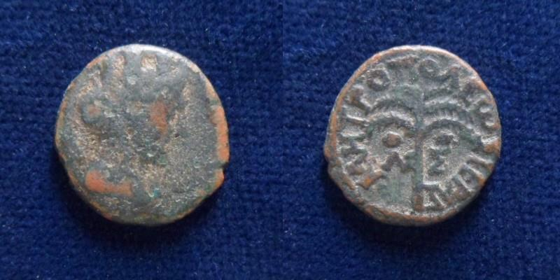 Ancient Coins - PHOENICIA, Tyre. Autonomous issues. Late 1st century AD.
