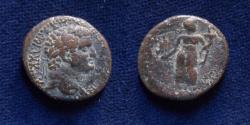 Ancient Coins - PHOENICIA, Dora. Vespasian. AD 69-79.