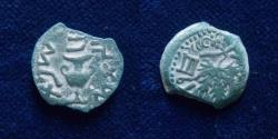 Ancient Coins - JUDAEA. First Jewish War.66-70 CE. Æ Prutah.