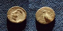 Ancient Coins - SICILY, Akragas. Circa 460-455/0 BC. AR Litra