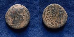Ancient Coins - JUDAEA, Caesarea Maritima. Nero. AD 54-68.