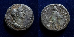 Ancient Coins - EGYPT, Alexandria. Sabina. Augusta, AD 128-136/7.B-Tetradrachme.Very rare.