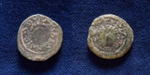 Ancient Coins - JUDAEA, Herodians. Herod I (the Great). 40-4 BCE. 4 Pruthot.