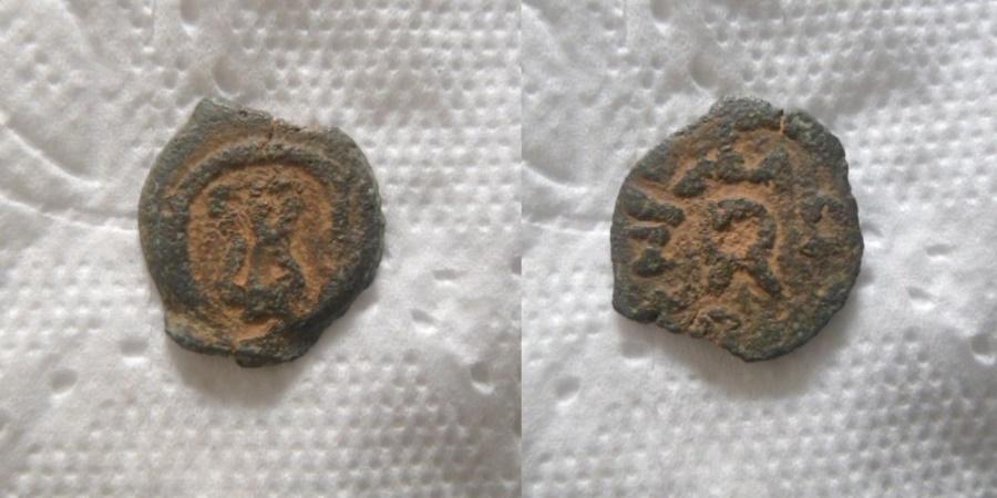 Ancient Coins - JUDAEA, Herodians. Herod I (the Great). 40-4 BCE.