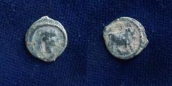 Ancient Coins - Augustus. 27 BC-AD 14. Æ 12mm/0.76gr