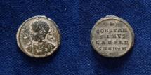 Ancient Coins - Constantinus II, as Caesar (317-337), Follis, Cyzicus, 325/6 AC.