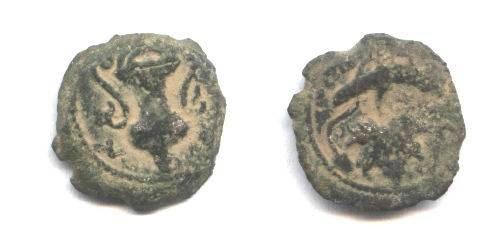 Ancient Coins - Valerius Gratus under Tiberius. (year 4)