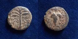 Ancient Coins - JUDAEA, Bar Kochba Revolt. 132-135 CE. Dated year 1 (132/3 CE).