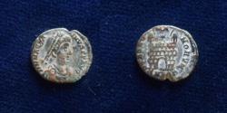 Ancient Coins - Magnus Maximus. AD 383-388. Arelate (Arles) mint.