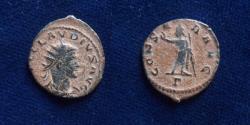 Ancient Coins - CLAUDIUS II GOTHICUS. 268-270 AD. Antoninianus.