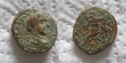 Ancient Coins - SYRIA, Decapolis. Esbus. Elagabalus. 218-222 AD.