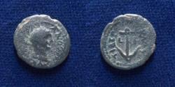 Ancient Coins - JUDAEA, Tiberias. Trajan. AD 98-117.