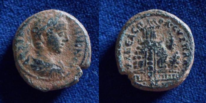 Ancient Coins - SAMARIA, Neapolis. Elagabalus. AD 218-222.