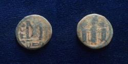 Ancient Coins - ISLAMIC, Umayyad Caliphate. Uncertain period (pre-reform). AH 41-77 / AD 661-697.