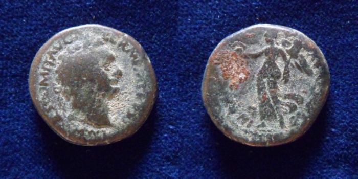 Ancient Coins - JUDAEA, Judaea Capta. Domitian. AD 81-96.