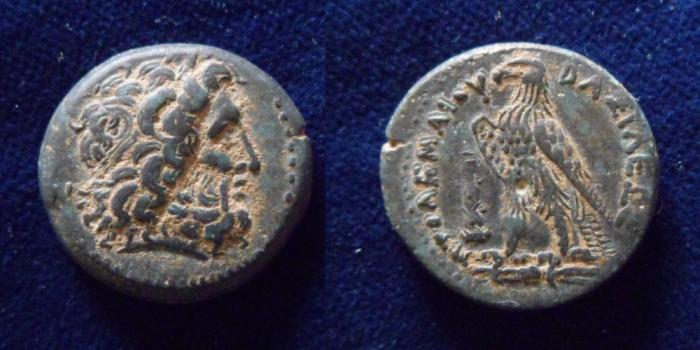 Ancient Coins - PTOLEMAIC KINGS of EGYPT. Ptolemy II . 285-246 BC.