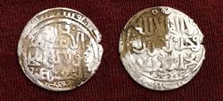 Ancient Coins - Islamic, Great Mongols, Ilkhans Hulagu khan 654-663 AR Dirham.