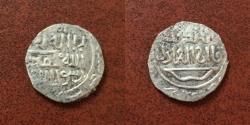Ancient Coins - Islamic, Great Mongols, Chingiz Khan, temp Abaqa, AH 665-680 AR Dirham.