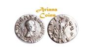 Ancient Coins -  Indo-Greek Kingdom. Zoilos I Dikaios. Circa 150-130 BC. AR Drachm. Nice example.