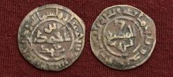 Ancient Coins - Islamic Saffarid, Ahmad b Muhammad (احمد بن محمد AH 311-352), AE Fals. 330AH. Rare this nice.