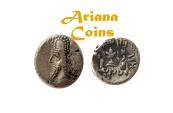 Ancient Coins - Kings of Persis, Darios (DAREV) II. 1st century BC. AR Hemidrachm.