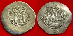 Ancient Coins - LOCAL ISSUES, Tokharistan. Yabghus of Baktria (Balkh). Mid 6th-early 7th century