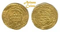 Ancient Coins - Samanid Nasr II b Ahmad, (نصر ثاني بن أحمد , 301-331h), Gold/Dinar Rare