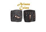 Ancient Coins - Indo-Greek Kingdom. Menander I Soter. Circa 155-130 BC. AE Unit.