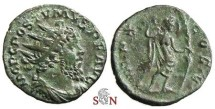 Ancient Coins - Postumus Antoninianus - IMP X COS V - Elmer 597