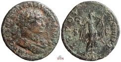 Ancient Coins - Trajan AE As - Victory holding wreath and palm - RIC 436