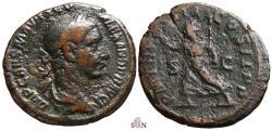 Ancient Coins - Severus Alexander AE As - Pax adv. left - RIC 480