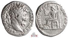 Ancient Coins - Septimius Severus Denarius - IOVI CONSERVATORI - RIC 130