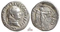 Ancient Coins - Vespasianus Denarius - PACI AVGVSTAE EPHE - RIC 1431