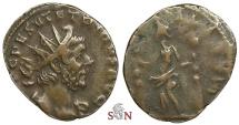 Ancient Coins - Tetricus I Antoninianus - IMP C P ESV TETRICVS AVG - Very Rare